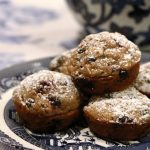 Healthy New Year: Berry Oat Muffins