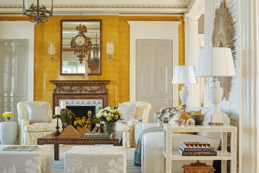 Decor Living Room Ideas Hampton Style Interior Design View Larger The Living Room At Co The